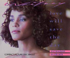 Cover - Whitney Houston: Love Will Save The Day