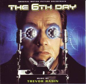 Cover - Trevor Rabin: 6th Day, The