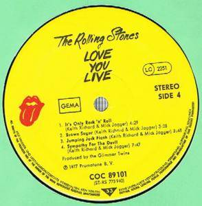 The Rolling Stones: Love You Live (2-LP) - Bild 5