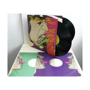 The Rolling Stones: Love You Live (2-LP) - Bild 9