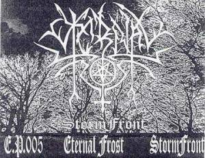 Cover - Eternal Frost: Stormfront