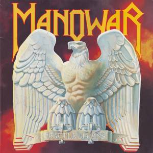 Manowar: Battle Hymns (LP) - Bild 1