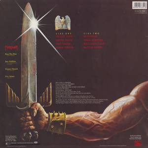 Manowar: Battle Hymns (LP) - Bild 2
