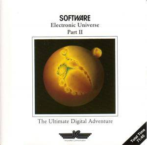 Cover - Software: Electronic Universe Part II