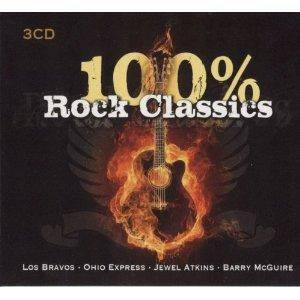 Cover - Len Barry: 100% Rock Classics
