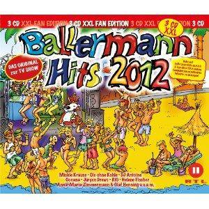 Cover - Gorgeous: Ballermann Hits 2012