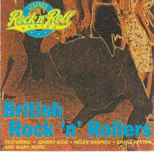 Cover - Mudlarks, The: British Rock 'n' Rollers