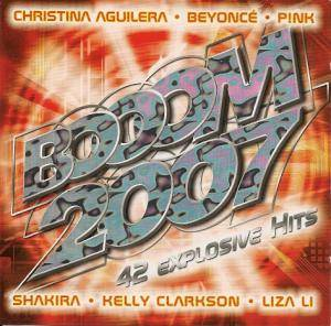Cover - Paris Hilton: Booom 2007 - The First