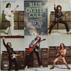 Blue Öyster Cult: Born To Be Wild - Cover