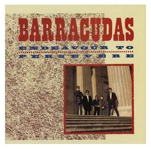 Cover - Barracudas, The: Endeavour To Persevere