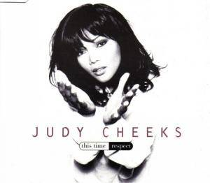 Judy Cheeks: This Time / Respect - Cover