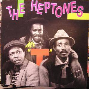 Cover - Heptones, The: Mr T.
