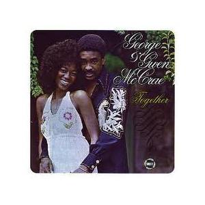 Cover - George McCrae: Together