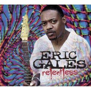 Cover - Eric Gales: Relentless
