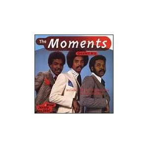 Cover - Moments, The: Greatest Hits