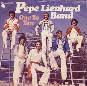Cover - Pepe Lienhard Band: One To Ten
