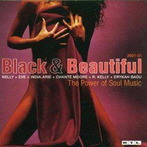Black & Beautiful 2001-01: The Power Of Soul Music - Cover