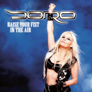 Doro: Raise Your Fist In The Air - Cover