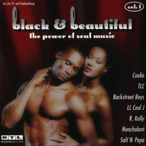 Cover - Groove Theory: Black & Beautiful Vol. 1: The Power Of Soul Music