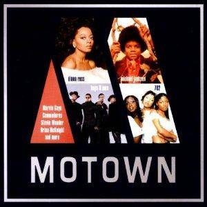 Very Best Of Motown, The - Cover