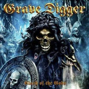 Grave Digger: Clash Of The Gods - Cover