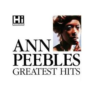 Ann Peebles: Greatest Hits - Cover