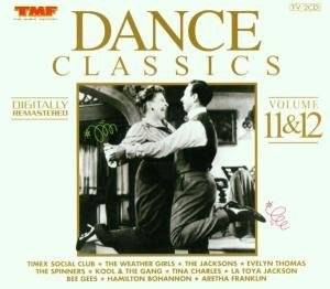Cover - Weeks & Co.: Dance Classics Volume 11 & 12