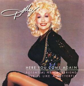 Cover - Dolly Parton: Here You Come Again