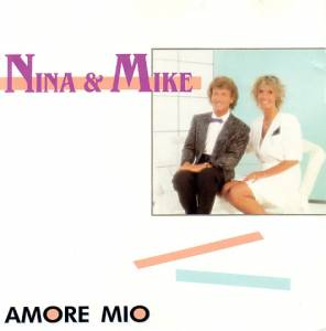 Cover - Nina & Mike: Amore Mio