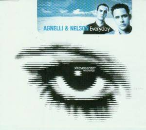 Cover - Agnelli & Nelson: Everyday