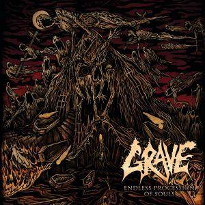 Grave: Endless Procession Of Souls - Cover