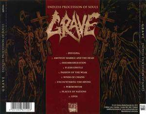 Grave: Endless Procession Of Souls (CD) - Bild 6