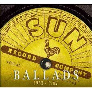 Cover - Ernie Chaffin: Sun Ballads,Vol. 1 (1953-1962)