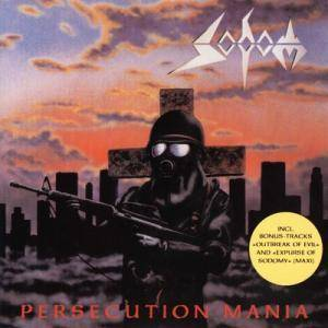 Sodom: Persecution Mania (CD) - Bild 1