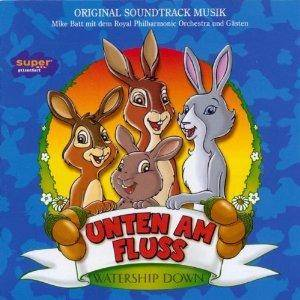 Cover - Mike Batt: Unten Am Fluss - Watership Down
