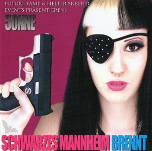5onne Schwarzes Mannheim Brennt