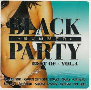 Cover - Gwen Stefani Feat. Akon: Best Of Black Summer Party Vol. 04