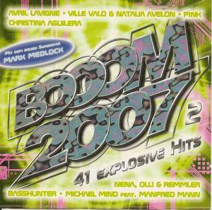 Booom 2007 - The Second - Cover