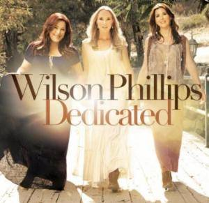 Cover - Wilson Phillips: Dedicated