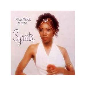 Cover - Syreeta: Stevie Wonder Presents