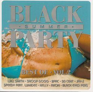 Cover - K-Maro: Best Of Black Summer Party Vol. 02