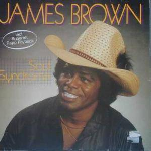 James Brown: Soul Syndrome - Cover