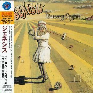 Genesis: Nursery Cryme (CD) - Bild 1