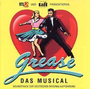 Jim Jacobs & Warren Casey: Grease - Das Musical - Cover