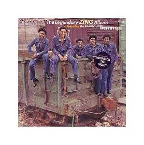 Cover - Trammps, The: Legendary Zing Album, The