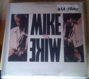 Cover - Mike Rutherford: Mike On Mike