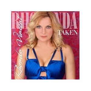Cover - Rhonda Vincent: Taken
