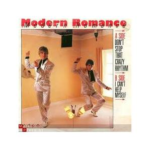 Cover - Modern Romance: Don't Stop That Crazy Rhythm