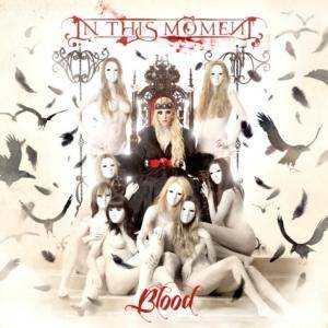 Cover - In This Moment: Blood