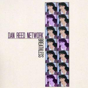 Cover - Dan Reed Network: Breathless